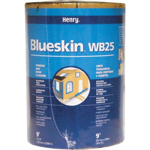 Henry Blueskin WB25 9 In. X 75 Ft. Window Wrap & Flashing Tape