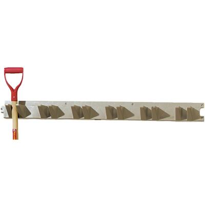Suncast 48 In.Tool Hanger Long Handle Tool Rack