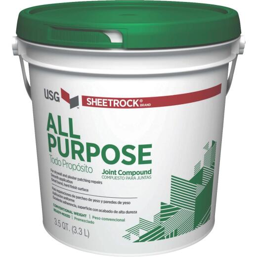 Sheetrock 3.5 Qt. Pre-Mixed All-Purpose Drywall Joint Compound