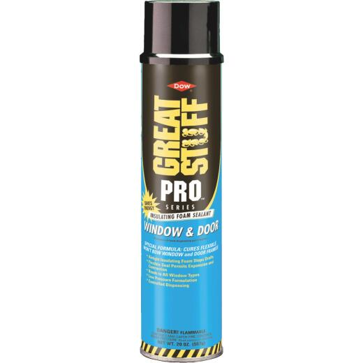 GREAT STUFF PRO Window & Door 20 Oz. Straw Foam