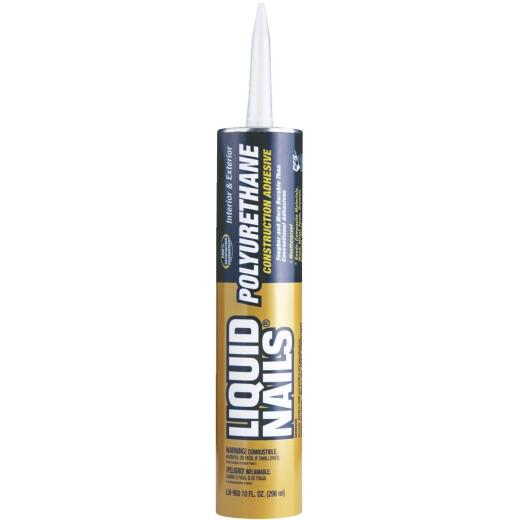Liquid Nails 10 Oz. Polyurethane Construction Adhesive
