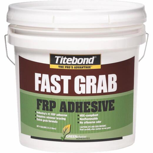Titebond GREENchoice FAST GRAB 1 Gal. FRP Panel Adhesive