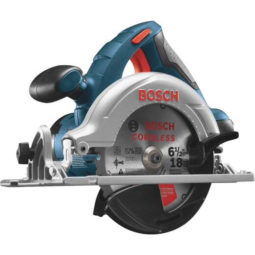 Bosch 18 Volt Lithium-Ion 6-1/2 In. Cordless Circular Saw (Bare Tool)