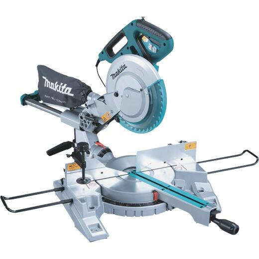 Makita 10 In. 13-Amp Dual-Bevel Sliding Compound Miter Saw