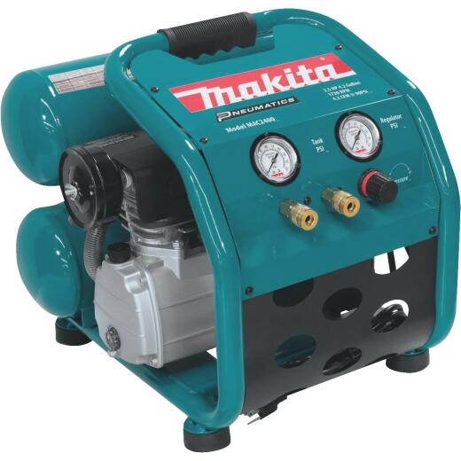 Makita Big Bore 4.2 Gal. Portable 130 psi Air Compressor