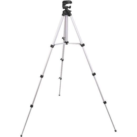 "Johnson Level 1/4""-20 Thread Elevating Tripod"