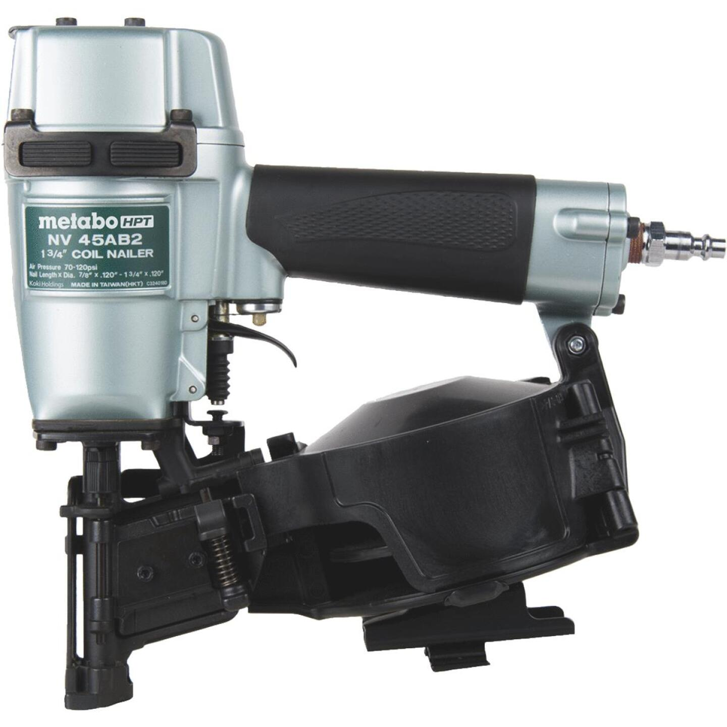 Metabo 16 Degree 1-3/4 In. Coil Roofing Nailer Image 1