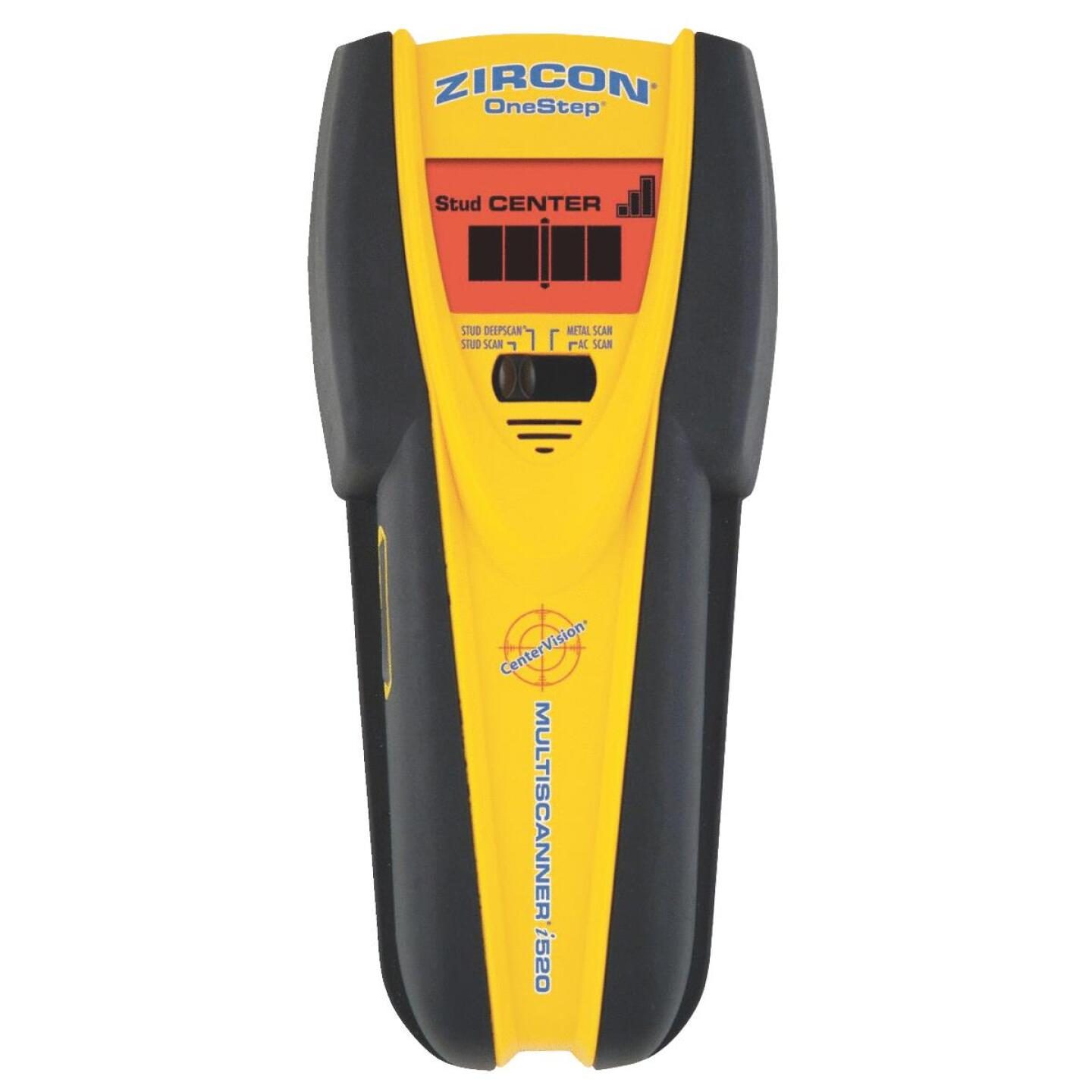 Zircon i520 One Step Electronic Stud Finder Image 2