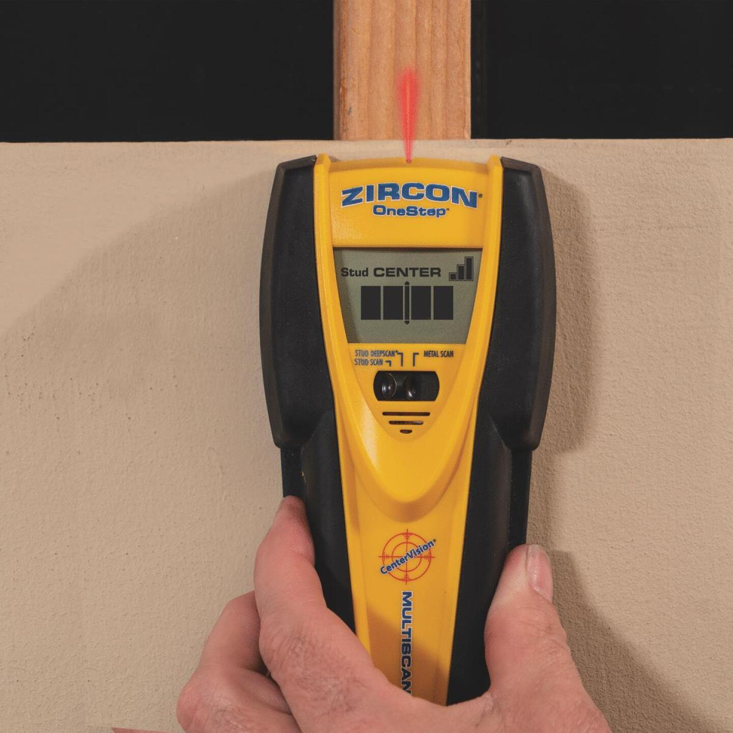 Zircon i520 One Step Electronic Stud Finder Image 3
