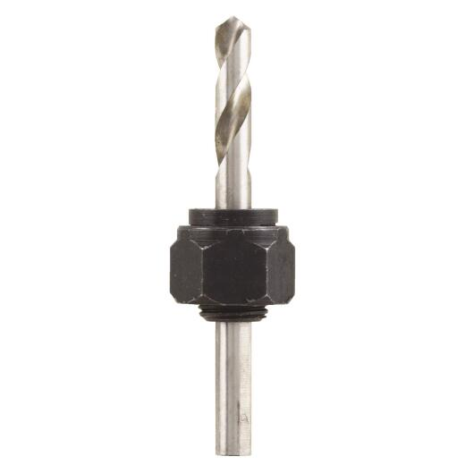 Do it 3/8 In. Round Shank Hole Saw Mandrel For 3/4 In. to 1-1/8 In. Hole Saws