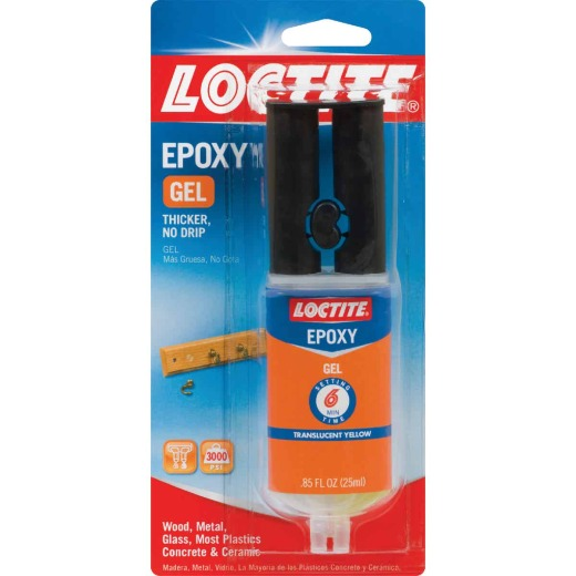 LOCTITE 0.85 Oz. Epoxy Gel