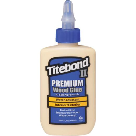 Titebond II 4 Oz. Premium Wood Glue