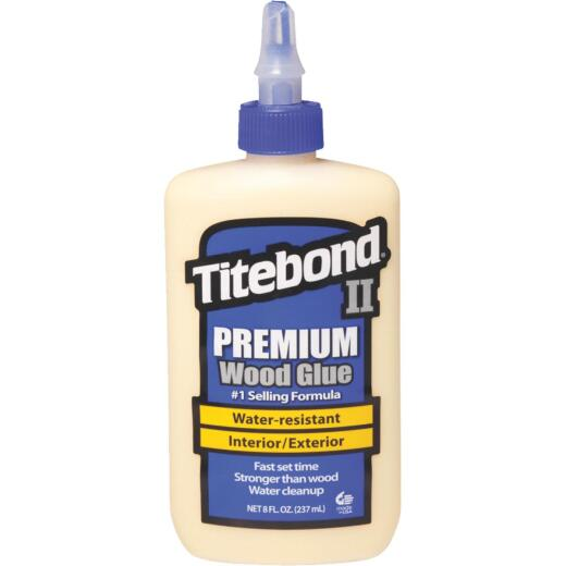 Titebond II 8 Oz. Premium Wood Glue