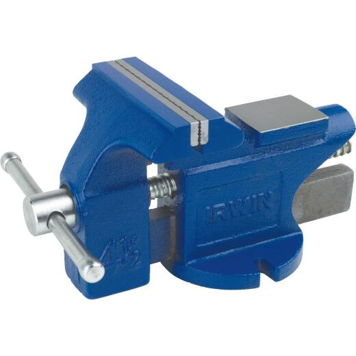 Irwin 4-1/2 In. Bench Vise