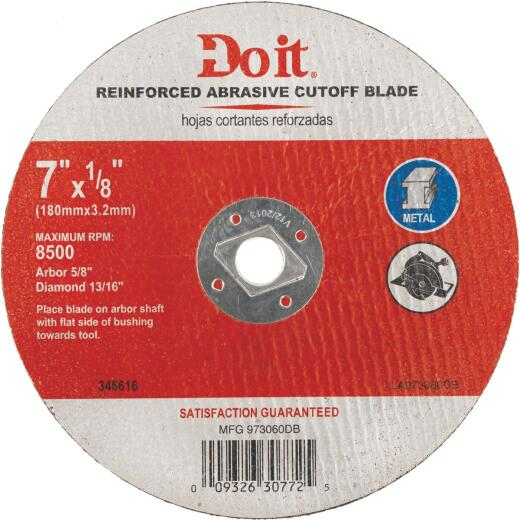 Do it 7-1/4 In. Type 1 Cut-Off Wheel
