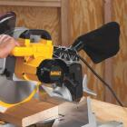 DeWalt Miter Saw Dust Bag Image 2