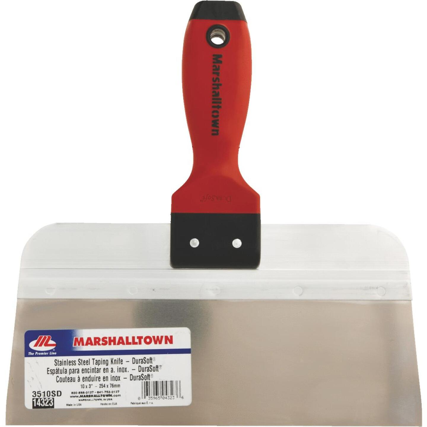 Marshalltown 10 In. Stainless Steel Taping Knife Image 2