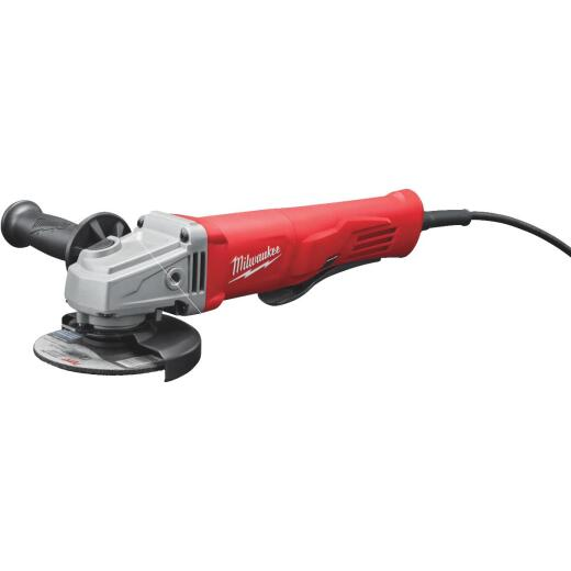 Milwaukee 4-1/2 In. 11A 12,000 rpm Angle Grinder