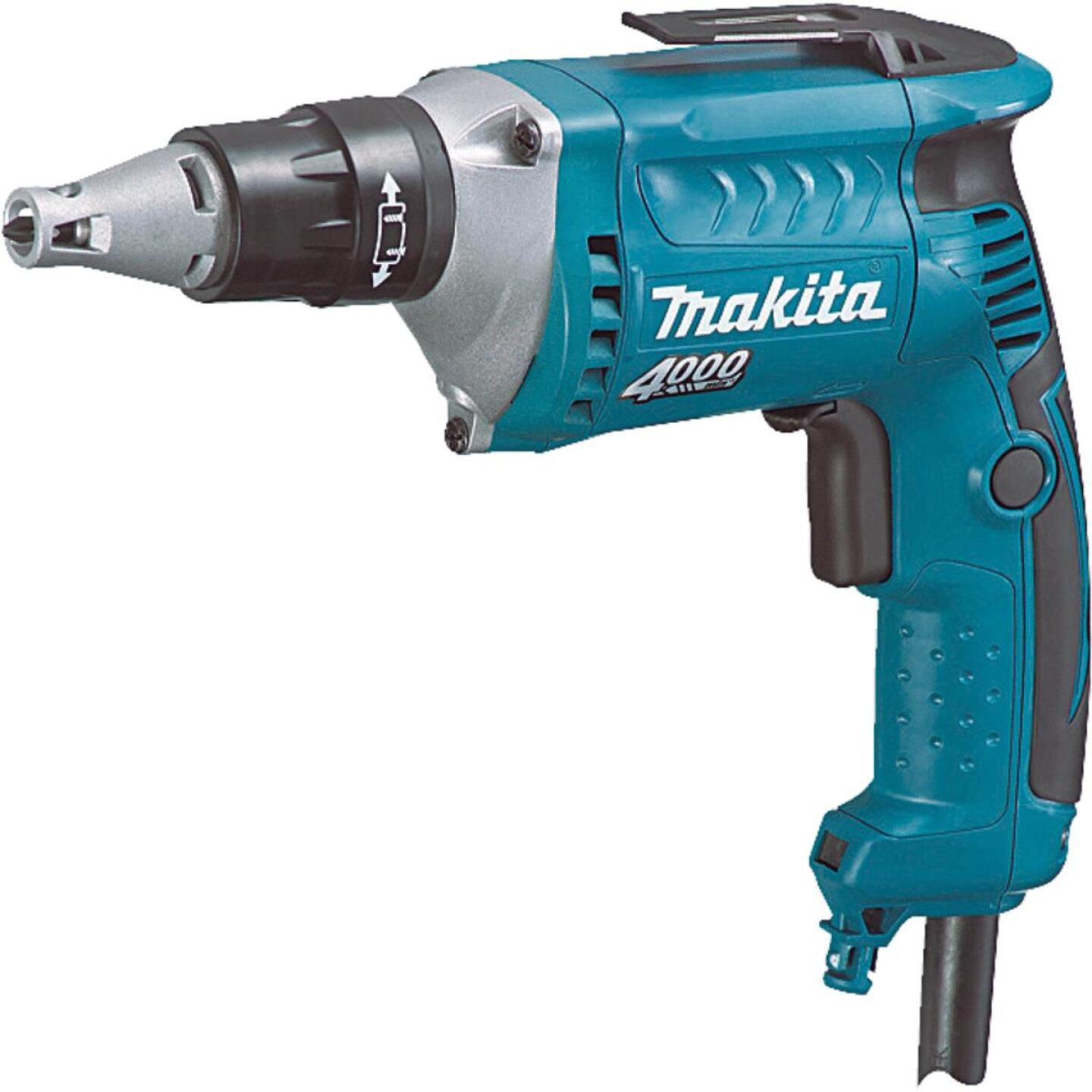 Makita 6A/4000 rpm Electric Screwgun Image 1
