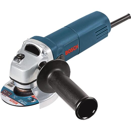 Bosch 4-1/2 In. 6-Amp Small Angle Grinder