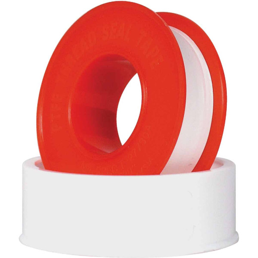 Harvey 1/2 In. x 260 In. White Thread Seal Tape