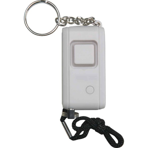 GE 120dB Personal Security Alarm With Light