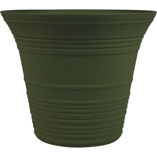 Myers Sedona 9 In. Polypropylene Woodland Green Planter