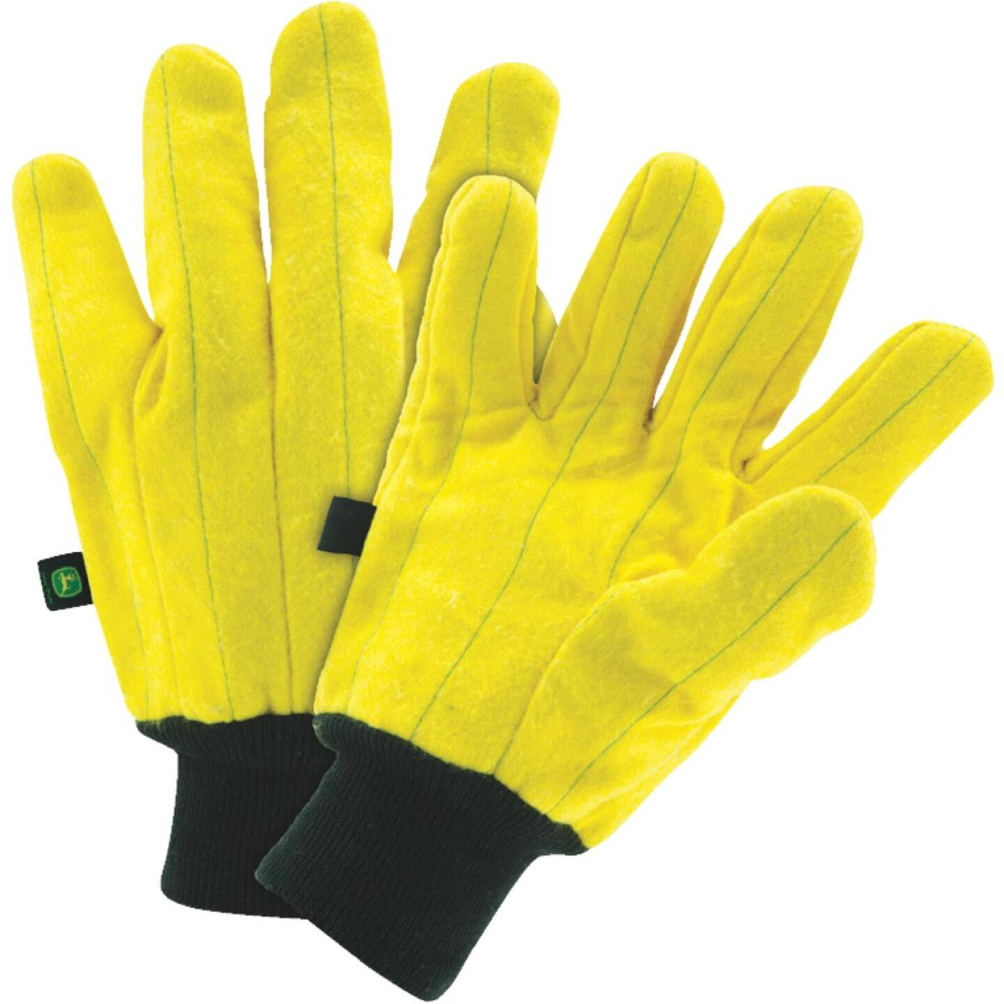 West Chester John Deere Men's XL Heavy-Duty Winter Glove Image 1