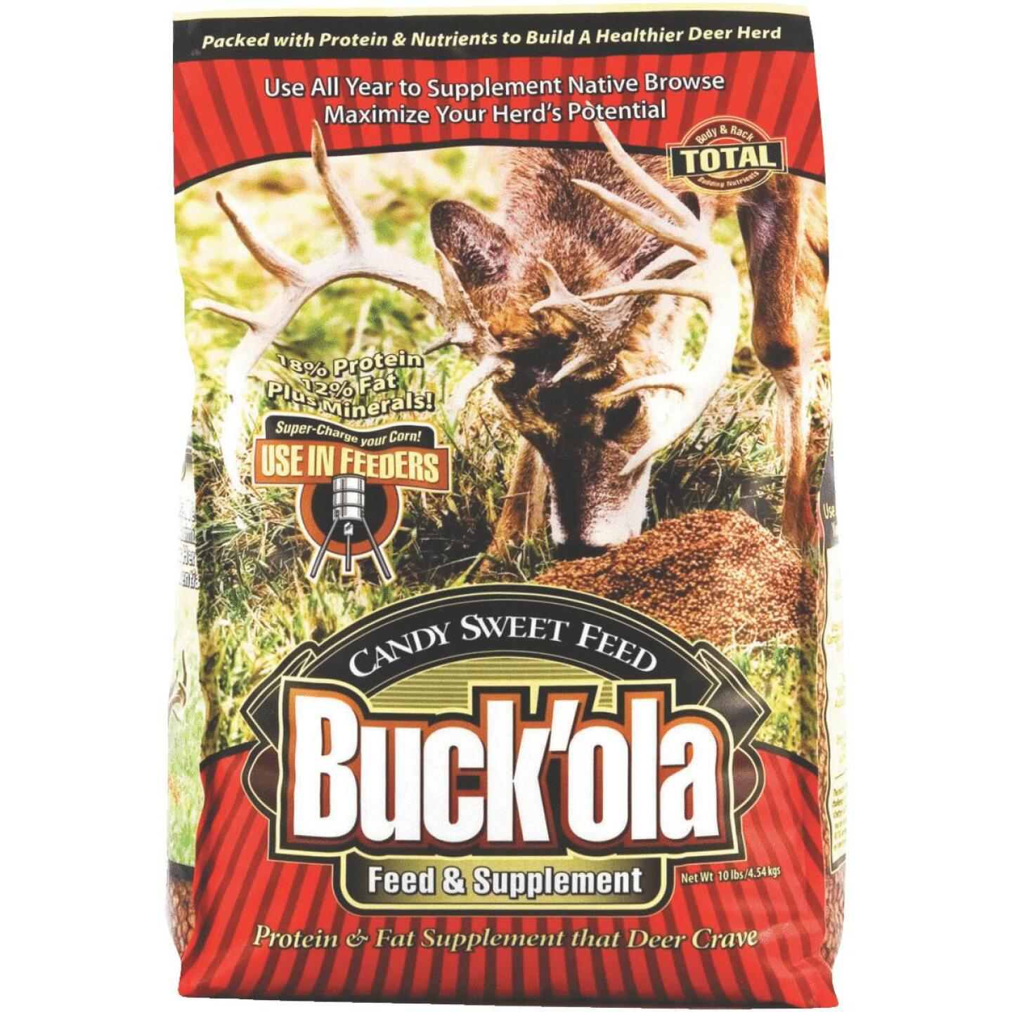 20LB BUC FEED ATTRACTANT Image 1