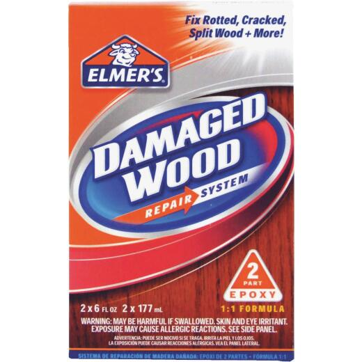 Elmer's Light Tan 6 Oz. Wood Filler