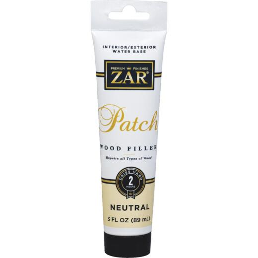 ZAR Neutral 3 Oz. Latex Wood Filler