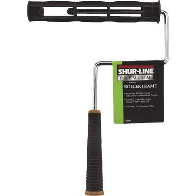 Shur-Line 9 In. Premium Grip Threaded Roller Frame