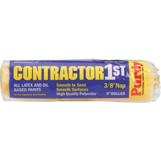 Purdy Contractor 1st 9 In. x 3/8 In. Knit Fabric Roller Cover