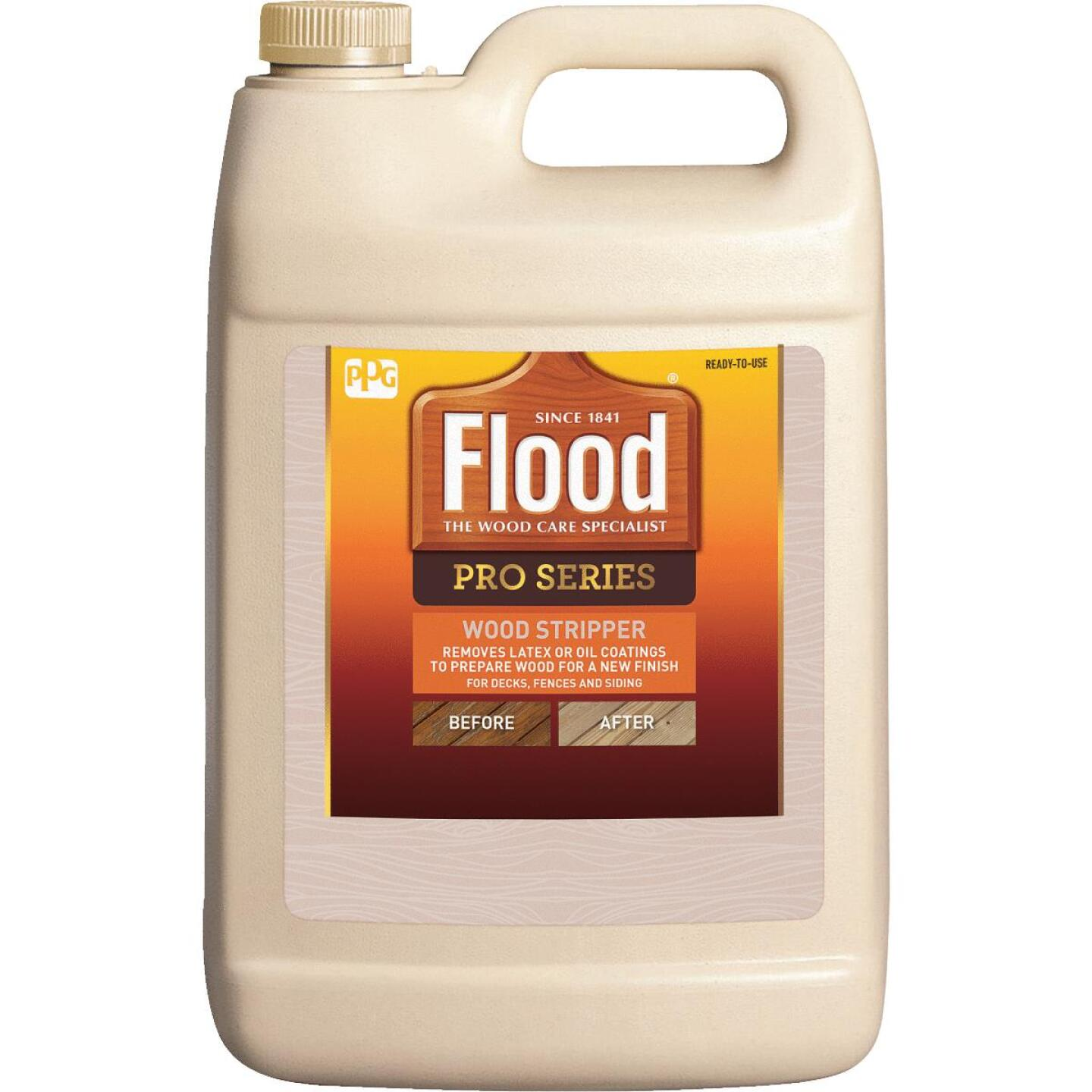 Flood Exterior 1 Gal. Stain & Paint Remover Image 1
